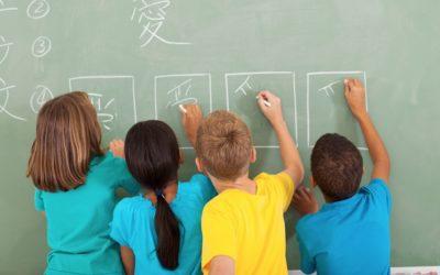 Курс за напреднали деца по Китайски език
