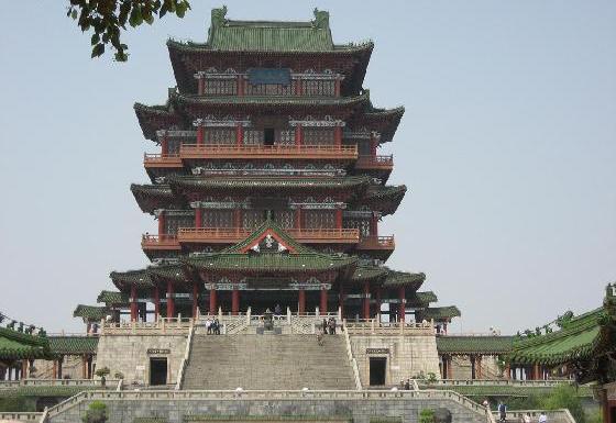 Почивка в Китай