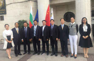 На гости в Бургас делегация от Китайския град Шантоу