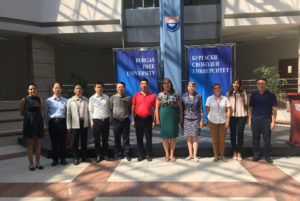 сътрудничество между Бургас и Шантоу в областта на висшето образование